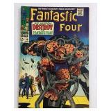 Marvel Fantastic Four 68 Destroy Fantastic Four