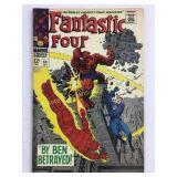 Marvel Fantastic Four 69 Scavenger 1st Appearance