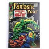 Marvel Fantastic Four 70 Vs. Mad Thinker