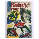 Marvel Fantastic Four 71 Early Mad Thinker Appear