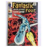 Marvel Fantastic Four 72 Where Soars Silver Surfer