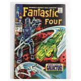 Marvel Fantastic Four 74 When Calls Galactus