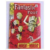 Marvel Fantastic Four 75 Early Galactus Slvr Surfr