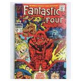 Marvel Fantastic Four 77 Shall Earth Endure?