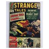 Strange Tales 126 Pawns of the Deadly Duo