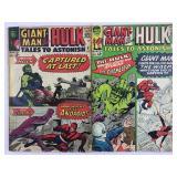 Marvel Tales To Astonish 61 & 62