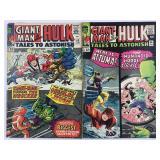 Marvel Tales To Astonish 63 & 64