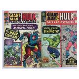 Marvel Tales To Astonish 65 & 67