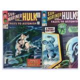 Marvel Tales To Astonish 71 & 72