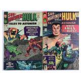 Marvel Tales To Astonish 73 & 74