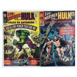 Marvel Tales To Astonish 75 & 76