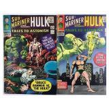 Marvel Tales To Astonish 77 & 78