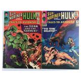Marvel Tales To Astonish 79 & 80
