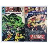 Marvel Tales To Astonish 81 & 82 Boomerang 1st App