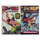 Marvel Tales To Astonish 87 & 88