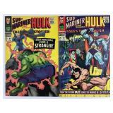 Marvel Tales To Astonish 89 & 90 Abomination 1st