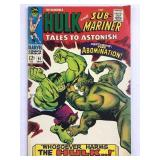 Marvel Tales To Astonish 91 Abomination 1st Cover