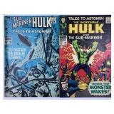 Marvel Tales To Astonish 98 & 99