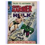 Marvel Tales To Astonish 100