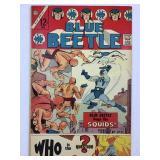 Blue Beetle Bugs the Squids Vol 1