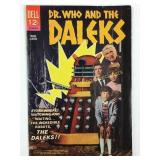 Dr Who & the Daleks 1st Dr Who in USA
