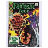 Fantastic Four 78 The Thing No More