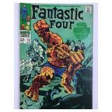 Fantastic Four 79 A Monster Forever?
