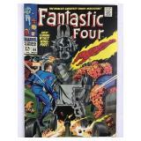 Fantastic Four 80 Where Treads the Living Totem