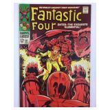 Fantastic Four 81 Enter the Exquisite Elemental