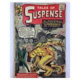 Tales of Suspense 41 The Stronghold of Dr Strange!