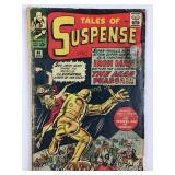 Tales of Suspense 44 The Mad Pharoah!