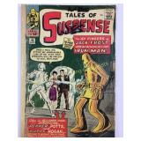 Tales of Suspense 45 First Pepper Potts and Happy