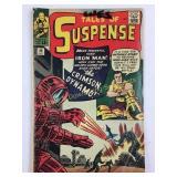 Tales of Suspense 46 First Crimson Dynamo