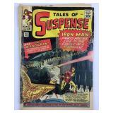 Tales of Suspense 50 First Mandarin