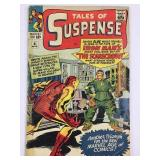 Tales of Suspense 51 First Scarecrow