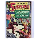 Tales of Suspense 52 First Black Widow