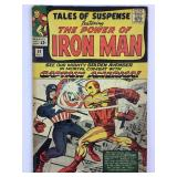 Tales of Suspense 58 Features Captain America