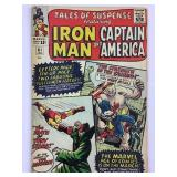 Tales of Suspense 61 Iron Man & Captain America