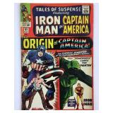 Tales of Suspense 63 Origin of Captain America