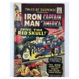 Tales of Suspense 65 1st Red Skull (Silver Age)