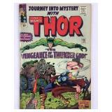 115 Journey Into Mystery w/ Thor Loki Orig Absorb