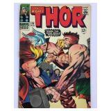 The Mighty Thor 126 vs. Hercules