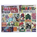 72pg Annual Marvel Tales 1 & 2 Origin Tales
