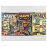 Marvel Tales 3, 4, 5