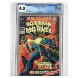 Marvel Super-Heroes 13 Graded 4.0