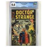 Doctor Strange 169 Graded 4.0