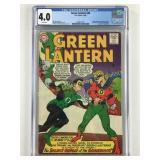 Green Lantern 40 Graded 4.0