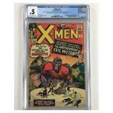 X-Men 4 Graded .5
