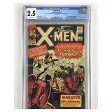 X-Men 5 Graded 2.5