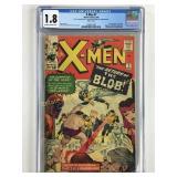 X-Men 7 Graded 1.8